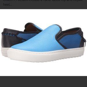 COACH Union Slip-On Sneaker Size 13